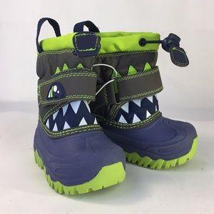 Cat & Jack Sz 4 Snow Winter Boot Thermolite